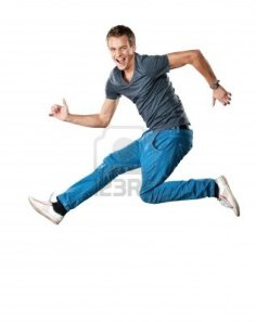 handsome-man-jumping
